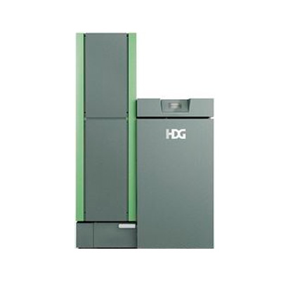 Caldera de Pellets HDG K10 - 33